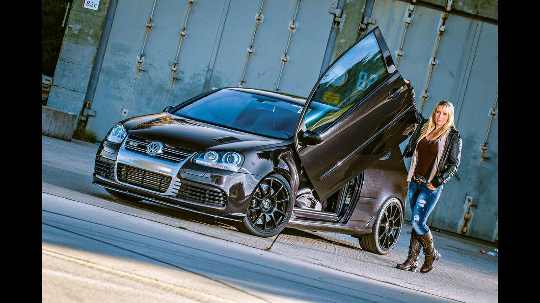 BTRS-VW Golf R32, sport auto 12/2015