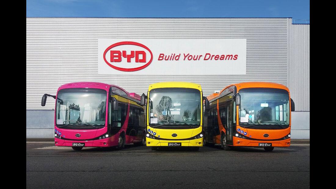 BYD Elektrobus (2019)