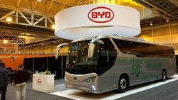 BYD Elektroreisebus