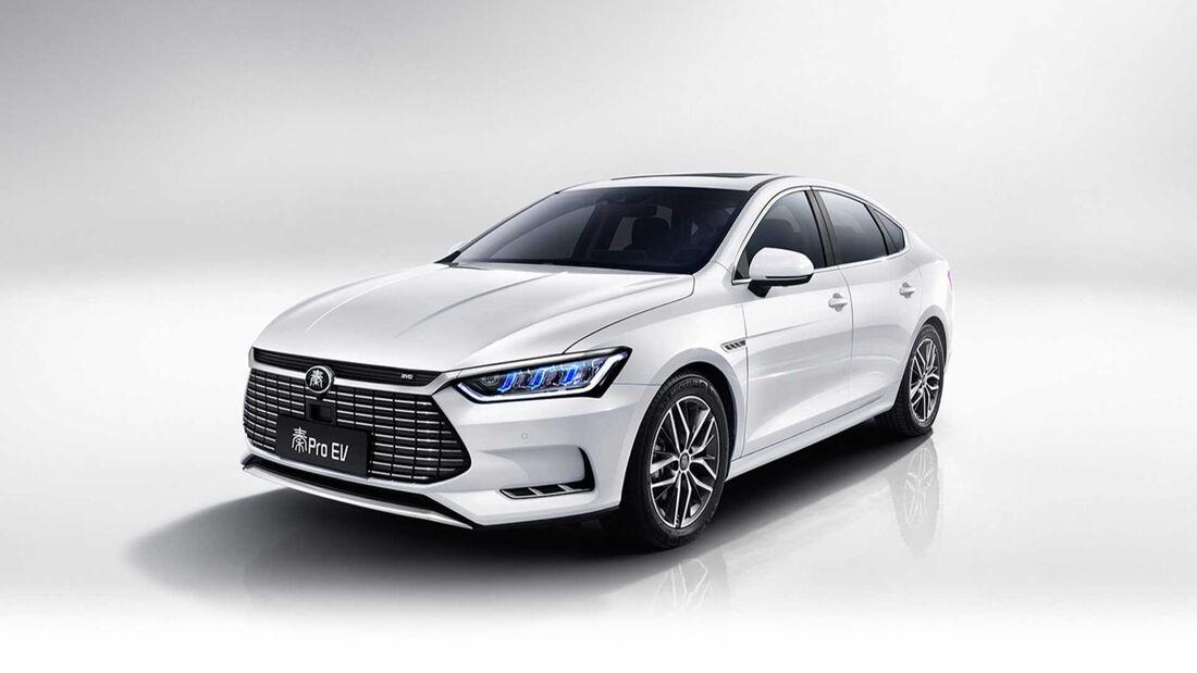 BYD Qin Pro EV Elektroauto