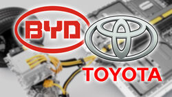 BYD Toyota Joint Venture