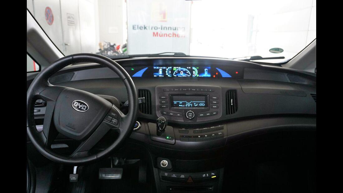 BYD e6, Elektroauto, Fahrbericht, 05/2016