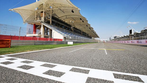 Bahrain International Circuit - GP Bahrain 2020 - Sakhir