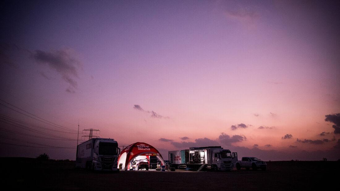 Bahrain Raid Xtreme Prodrive BRX T1