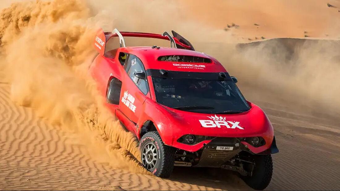Bahrain Raid Xtreme Prodrive BRX T1 Rallye Dakar 2021
