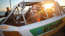 Baja California, Prerunner , Cockpit, Fahrer