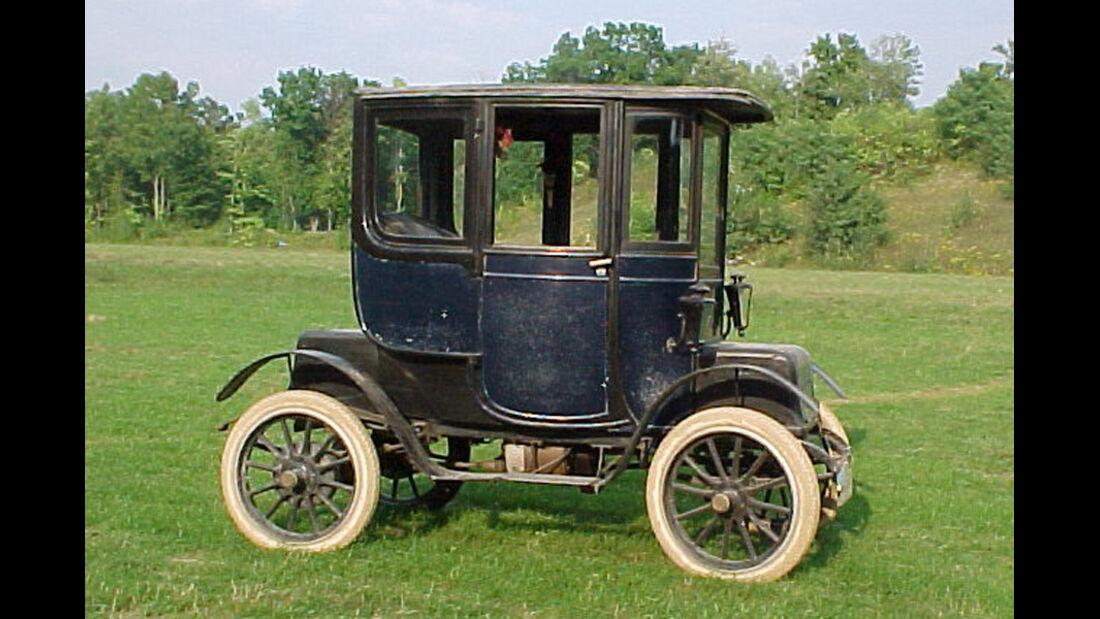 Baker Electric, 1911