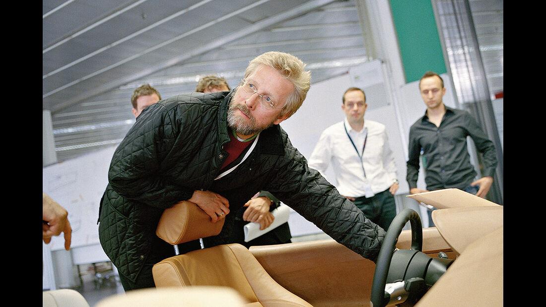 Bangle, Christopher E., Leiter Design BMW Group