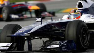 Barcelona F1-Test 2010