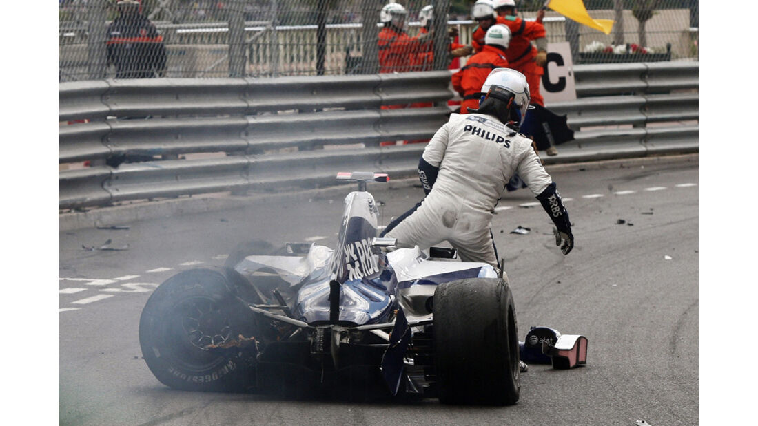 Barrichello GP Monaco