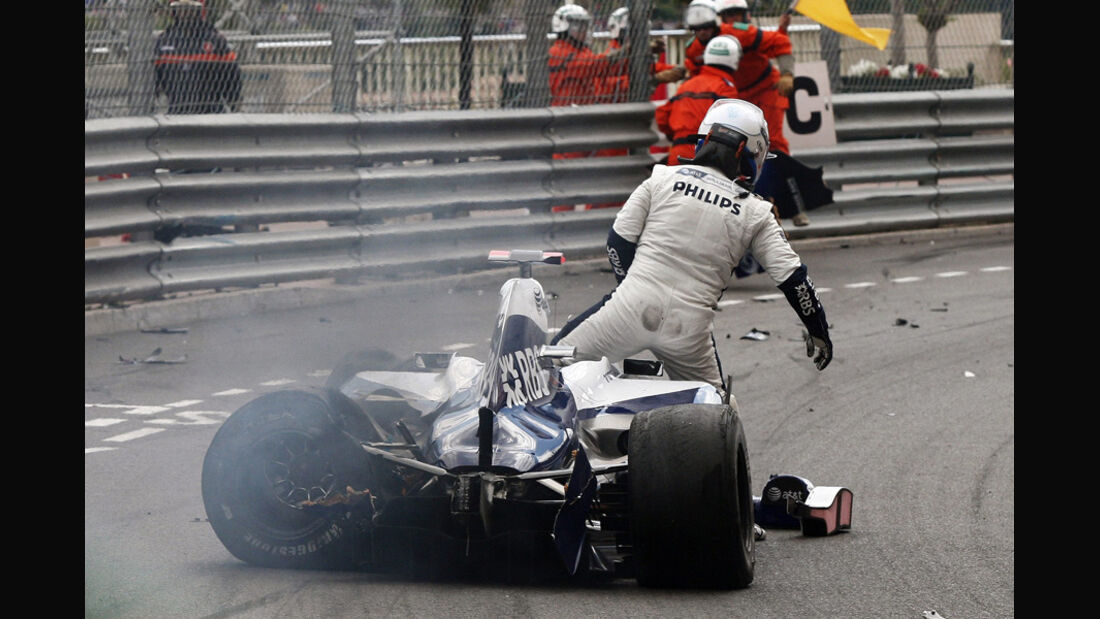 Barrichello GP Monaco
