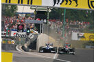 Barrichello Schumacher GP Ungarn