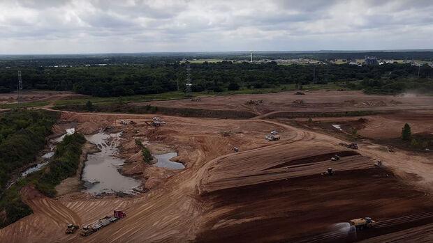 Baubeginn für Tesla Gigafactory in Austin/Texas