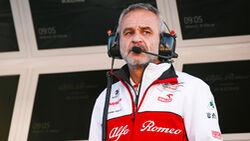 Beat Zehnder - Alfa Romeo - Sauber - Formel 1 - Testfahrten 2020 - Barcelona
