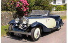 Beaulieu 1935 Talbot BA110 Drophead Coupé