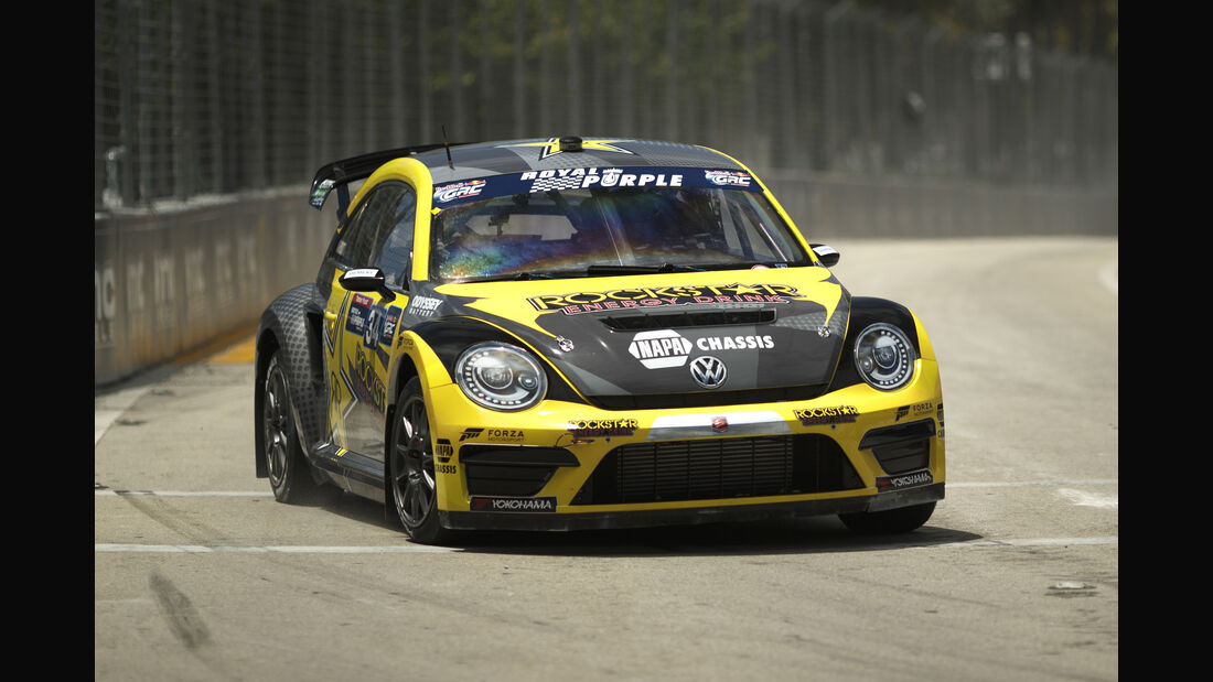 Beetle Rallycross