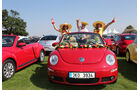 Beetle Sunshinetour 2016, VW-Käfertreffen