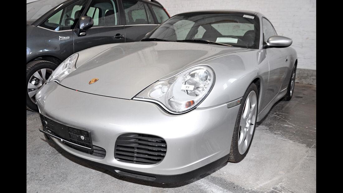Behördenfahrzeuge, Porsche 911