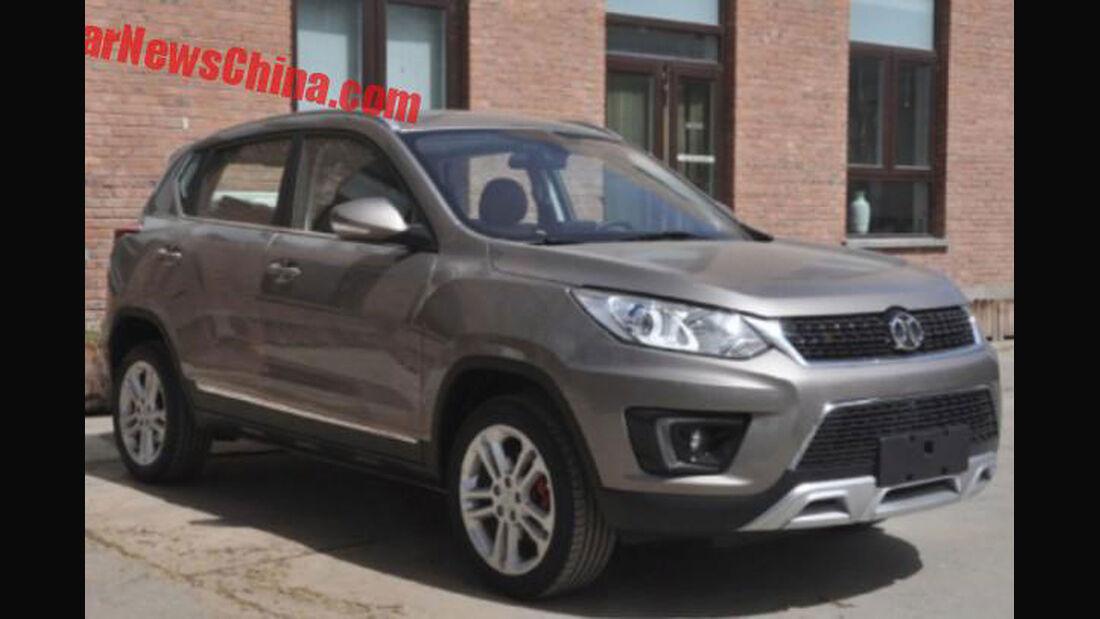 Beijing Auto Senova X35 SUV