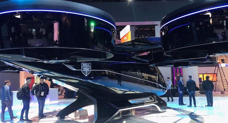 Bell Nexus Flugtaxi