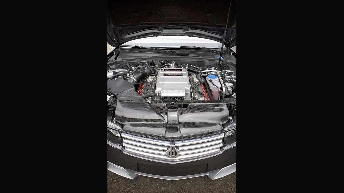 Benarrow PB , Motor