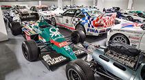 Benetton B186 - Baujahr 1986 - Formel 1 - Rennwagen - BMW Depot