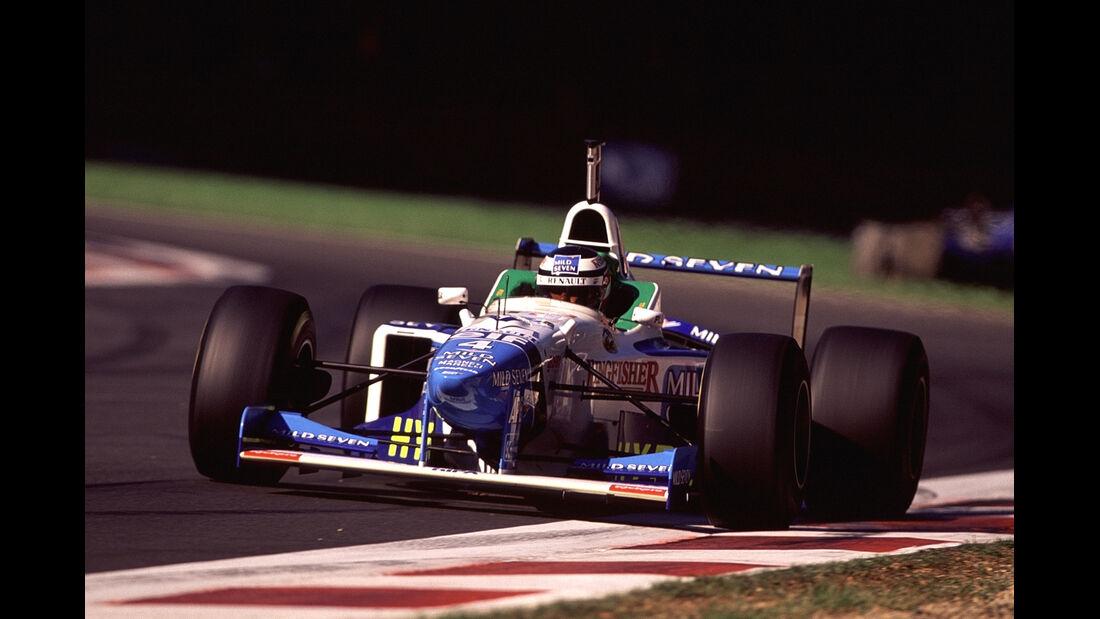 Benetton B196 - Formel 1 1996