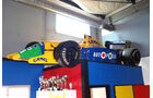 Benetton F1 - Garage Gerard Lopez 2013