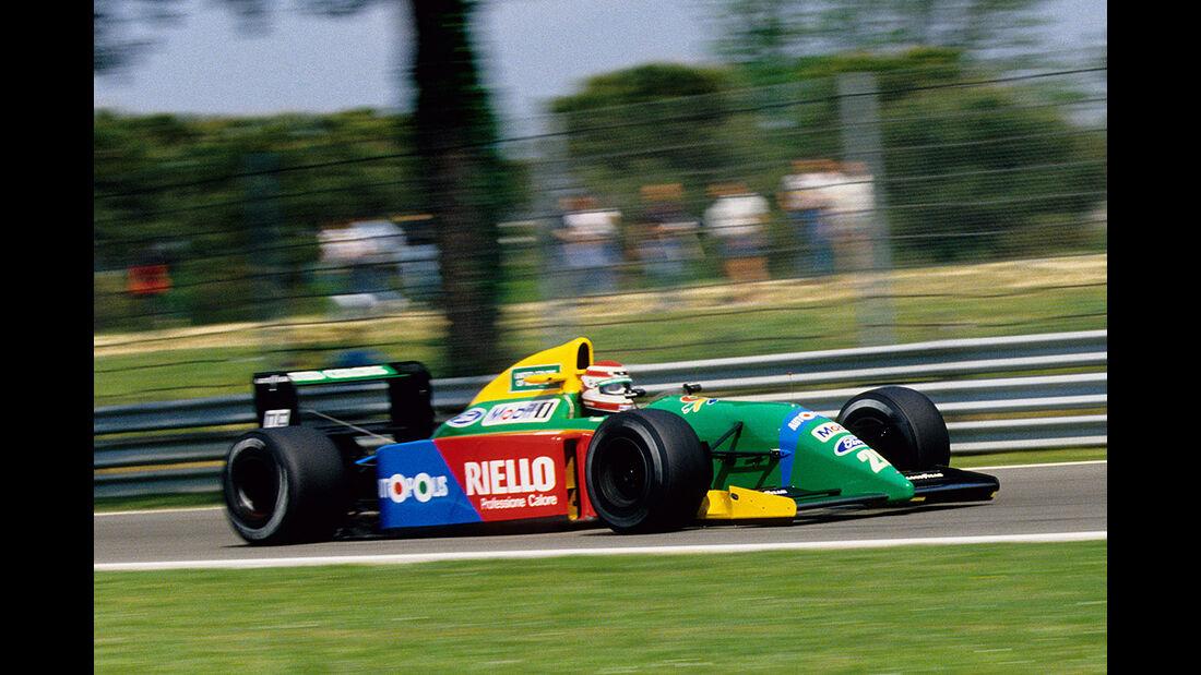 Benetton Ford B190 Piquet 1990
