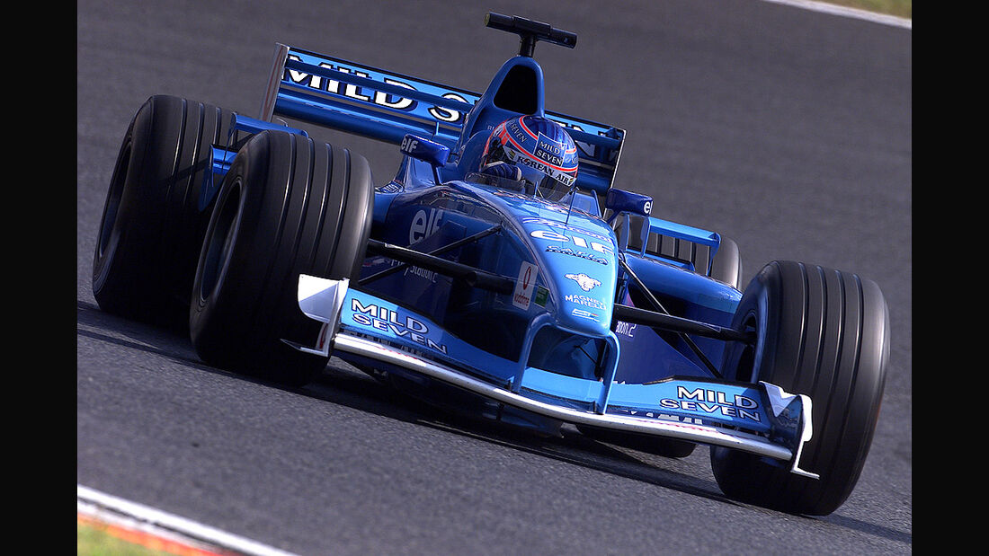Benetton-Renault