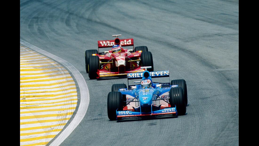 Benetton & Williams  - Formel 1 1998