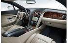 Benley Continental GT, 2011, Cockpit