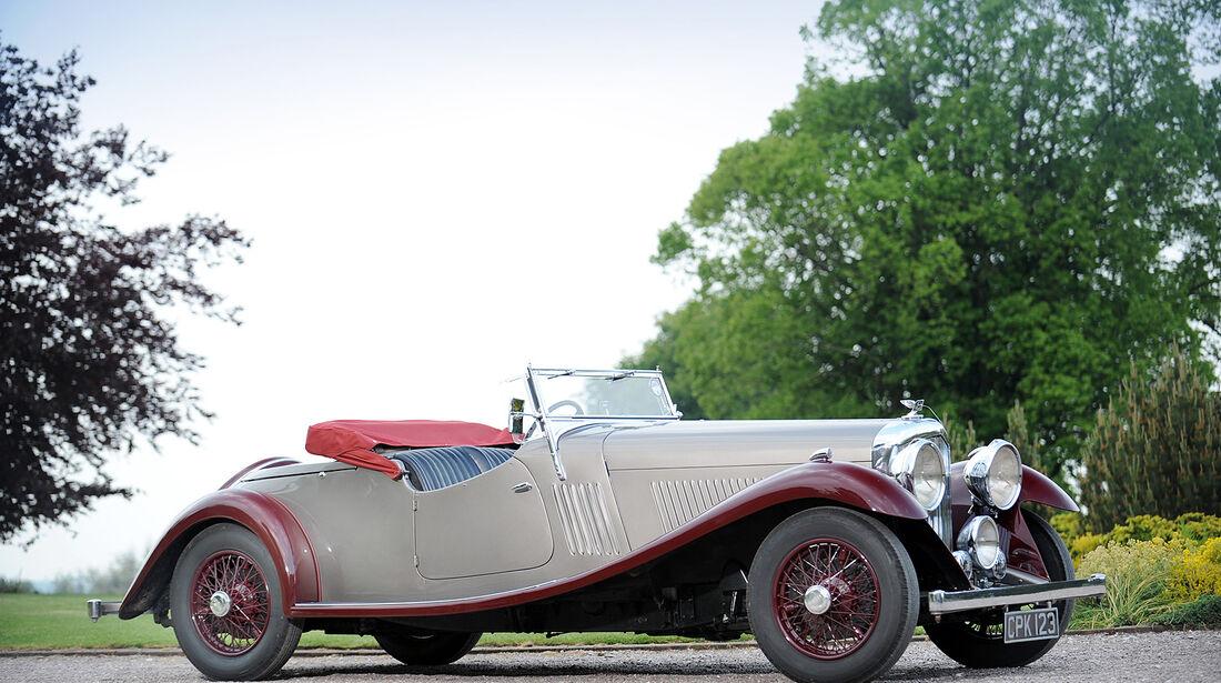 Bentley 3 1/2-Litre Tourer