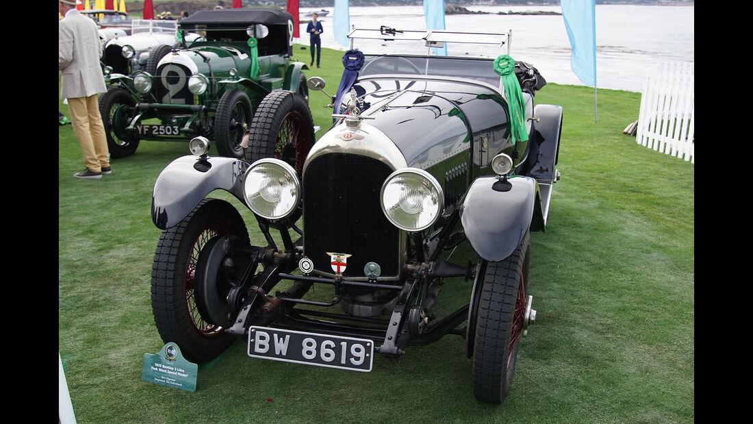 Bentley 3 Litre Park Ward Speed Model 1925