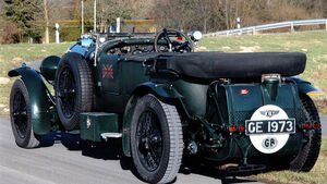 Bentley 4 1/2 Litre Open Tourer