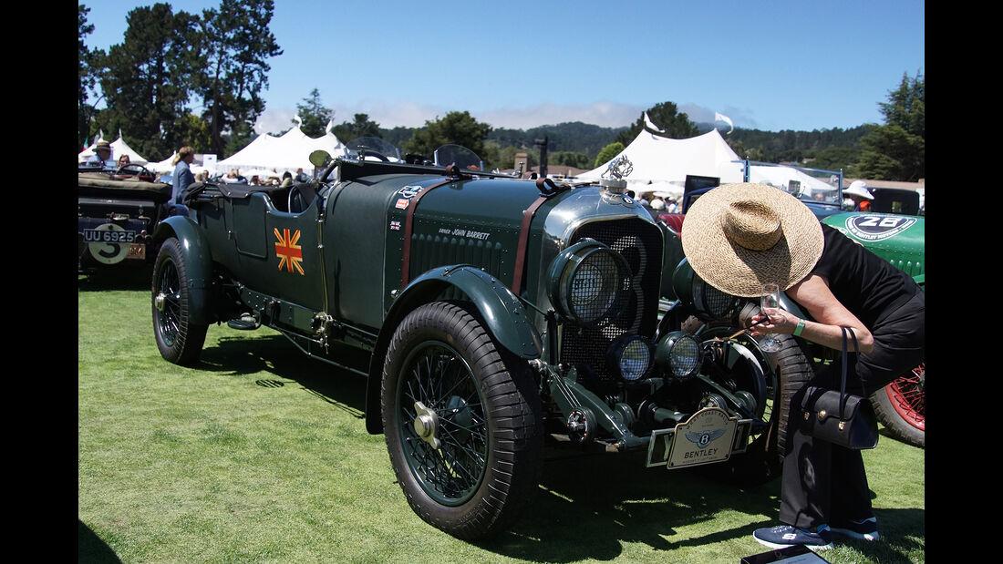 Bentley 4.5 Litre 1928