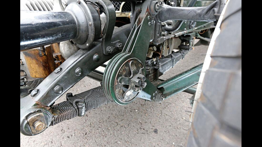 Bentley 4,5 Litre Blower, Motor
