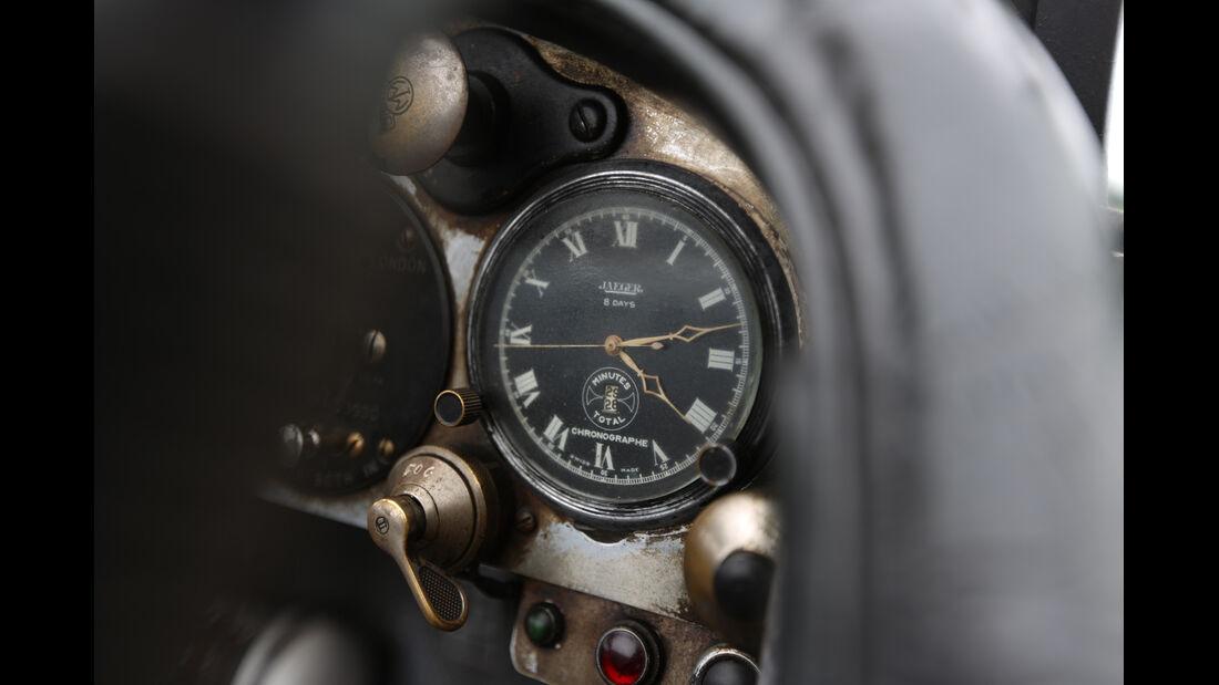Bentley 4,5 Litre Blower, Rundinstrumente