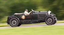 Bentley 4,5 Litre Blower, Seitenansicht