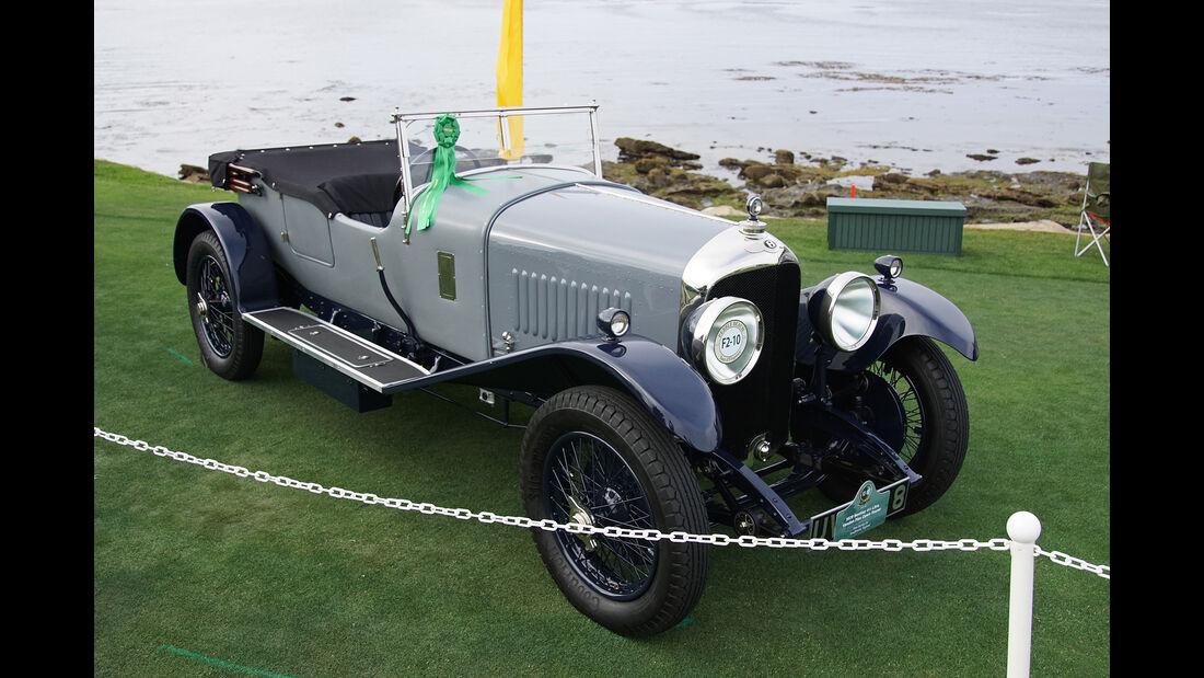 Bentley 4,5 Litre Vanden Plas Open Tourer 1929
