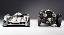 Bentley 4,5 Litre vs. Audi R18