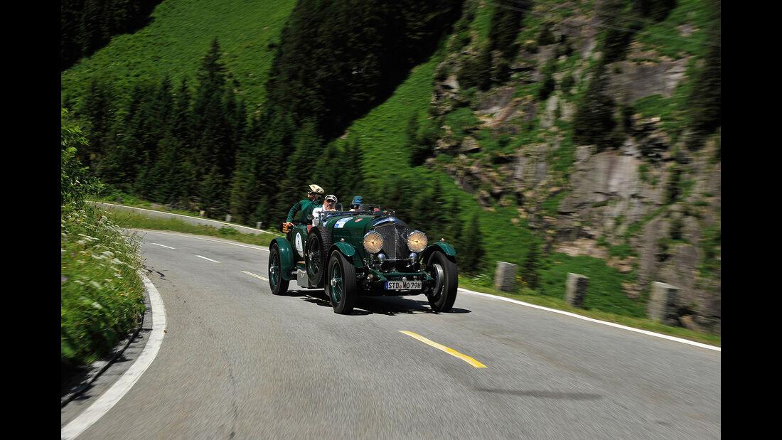 Bentley 8 Litre Tourer