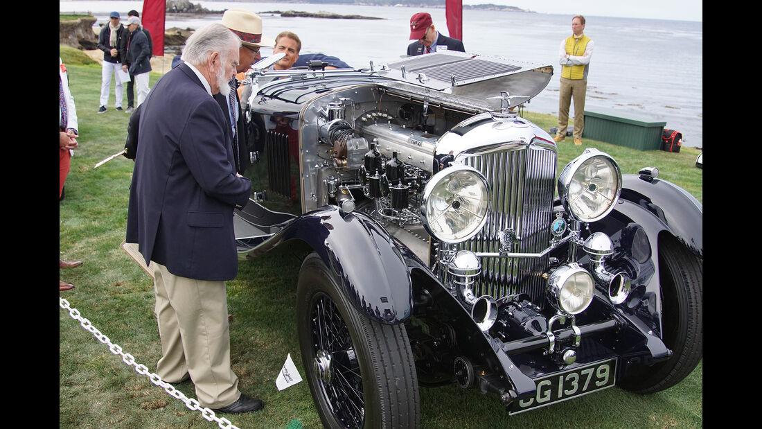 Bentley 8 Litre Vanden Plas Tourer