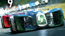 Bentley 9 Plus Michelin Battery Slick - Le Mans 2030 - Michelin Challenge Design - Motorsport