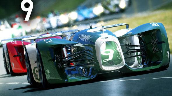 Bentley 9 Plus Michelin Battery Slick - Le Mans 2030 - Michelin Challenge Design - Motorsport