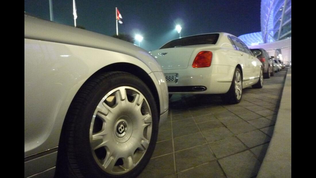 Bentley Abu Dhabi