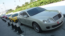 Bentley Abu Dhabi
