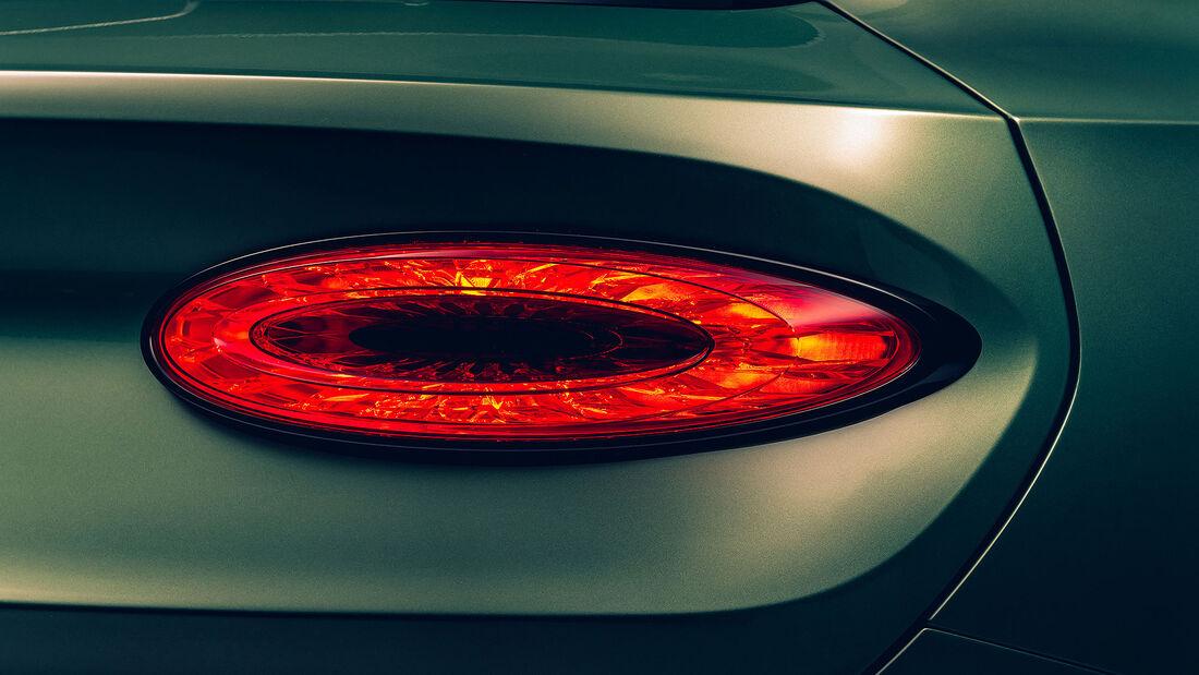 Bentley Bentayga Facelift