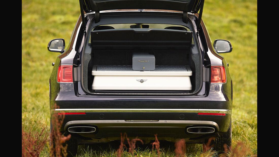 Bentley Bentayga Field Sports
