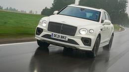 Bentley Bentayga Hybrid, Exterieur